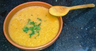 طبق الحساء
