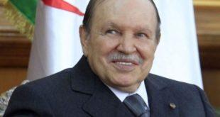 الرئيس بوتفليقة