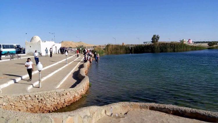 بحيرة تماسين