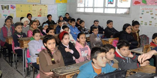 اطفال المدارس