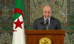 بن صالح في خطاب بعد الفطر