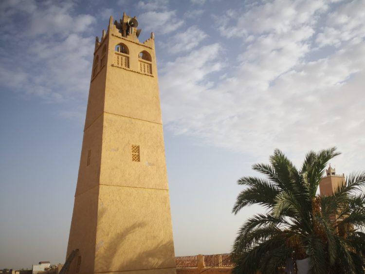 منارات قصر ورقلة العتيق
