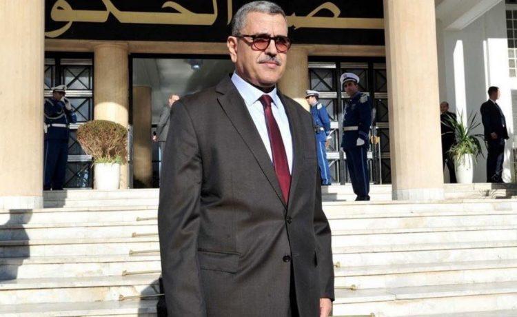 عبدالعزيز جراد الوزير الاول الجزائري جنوبكم