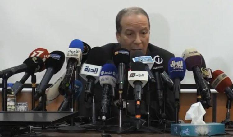 جمال فورار وزارة الصجة الجزائرية