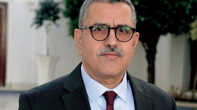 الوزير الاول عبدالعزيز جراد