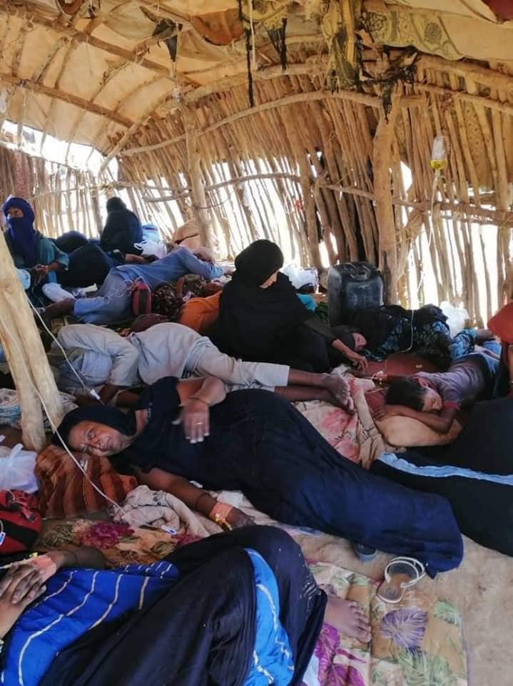 انتشار الملاريا بإقليم ازواد الحدودي ومخاوف من انتقاله الى المناطق المجاورة