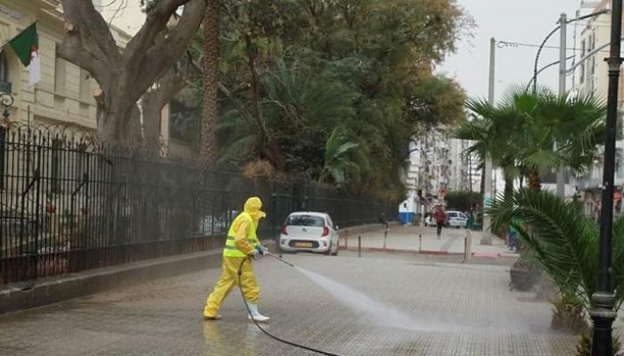 كورونا,الجزائر,موجة ثانية
