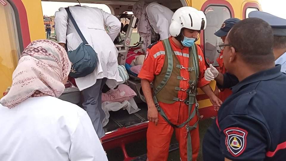 انفجار قارورة غاز بجامعة,مستشفى جهوي للحروق بالجنوب