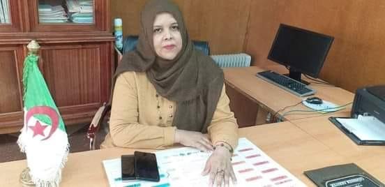 مسعودة ميموني,تقرت,تشريعيات 12 جوان 2021