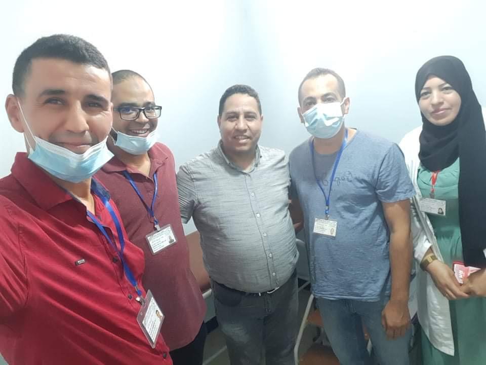 الجزائر,ورقلة,القرارة,غرداية,جمعية سفراء الصحة,قافلة طبية جراحية